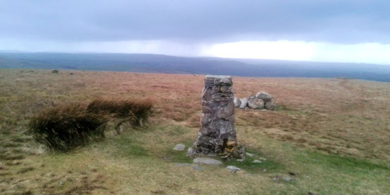 Summit of Fellbarrow