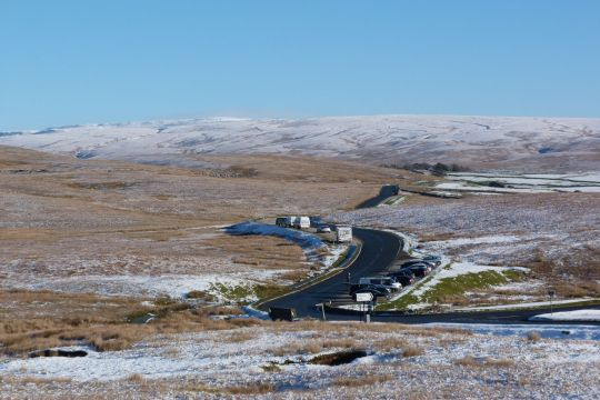 Ribblehead parking