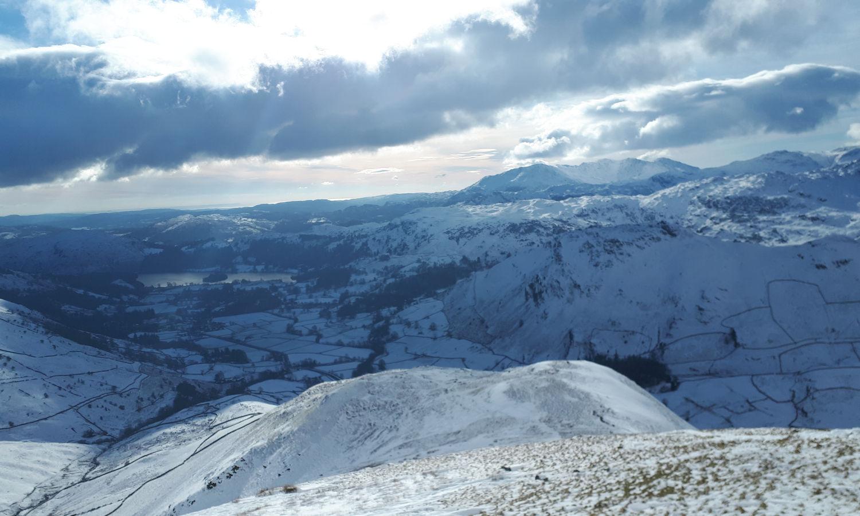 Views over Grasmere