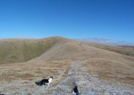 Calders in the Howgills