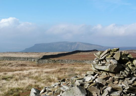 Fountain's Fell to Pen y Ghent