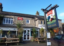 The Game Cock in Austwick