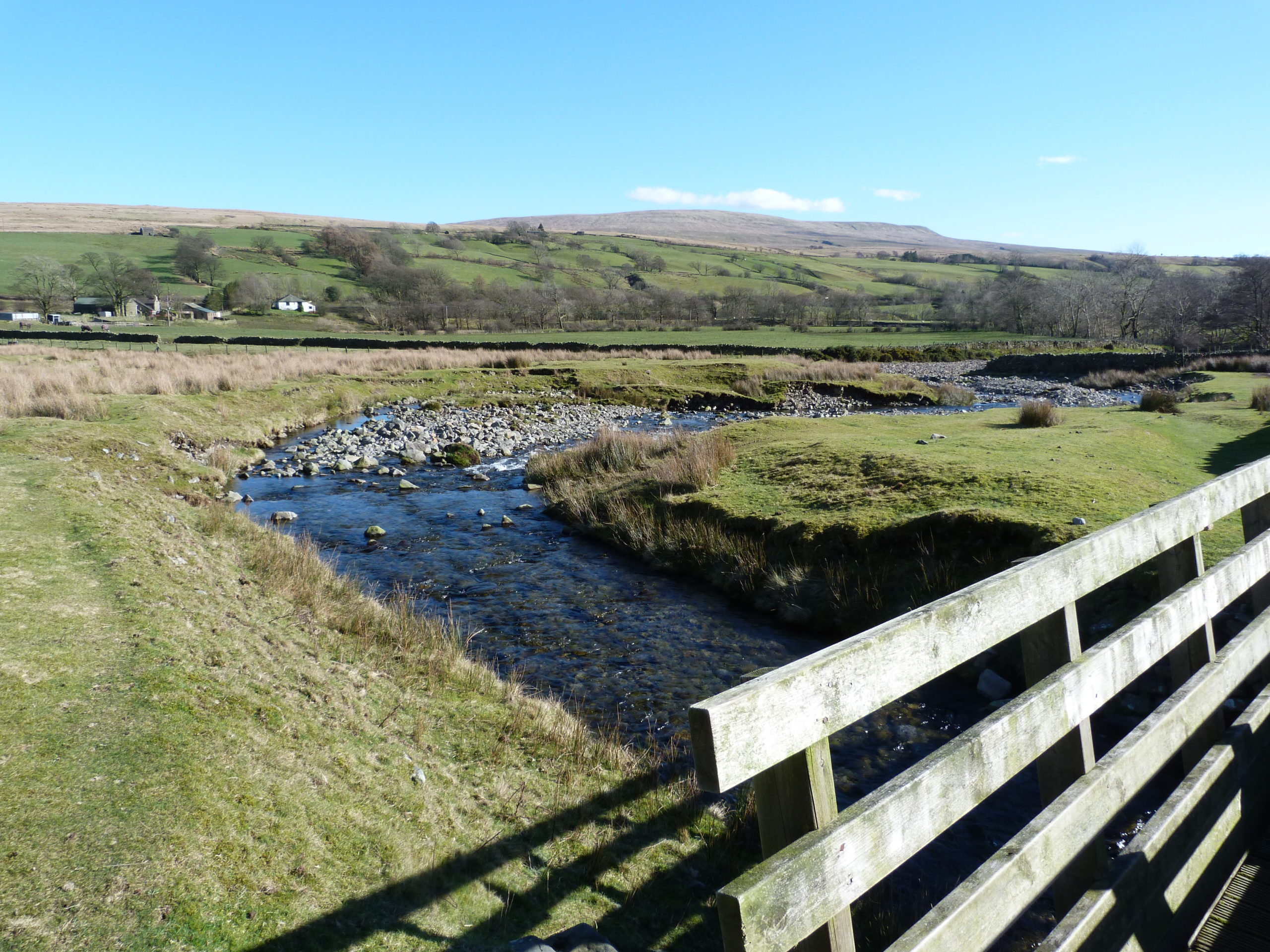 River Rawthey in the Howgills