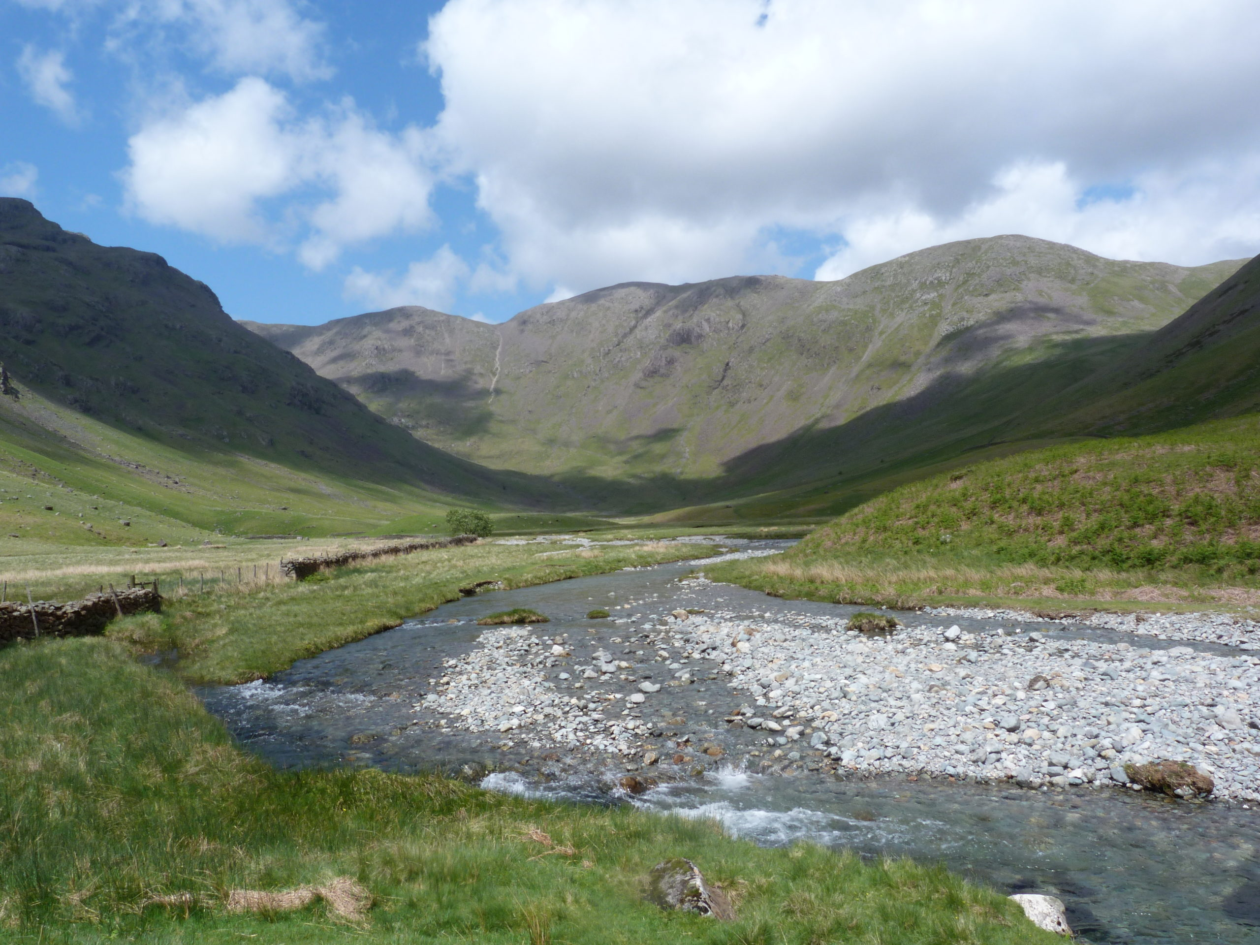 Mosedale near Wastwater