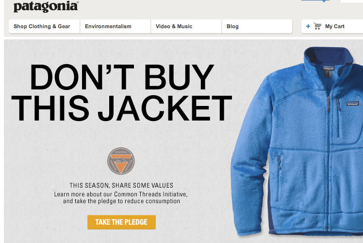 8a084b81b Patagonia on Cyber Monday: Don't buy it! | Kelsey Timmerman