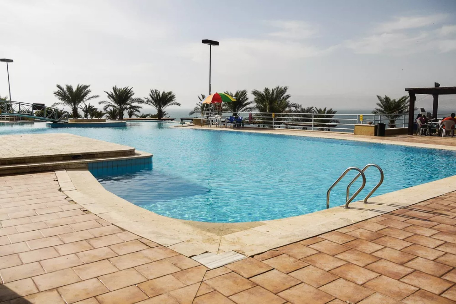 Dead Sea Amman Tourist Resort Swimming Pool