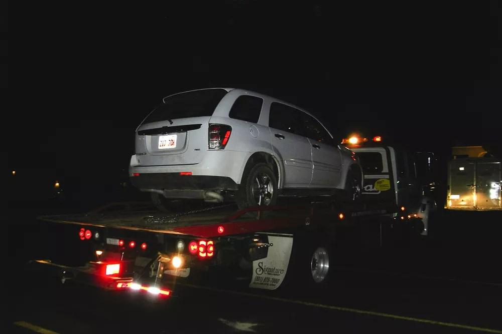 Our Broken Down Car
