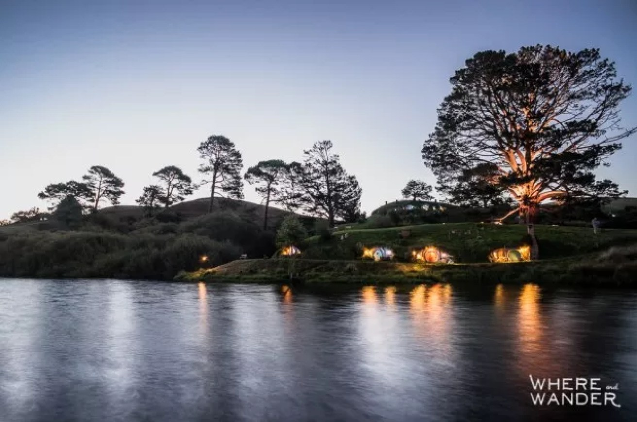 Hobbiton At Sunset: Night Tours Of The Lord Of The Rings Movie Set In New Zealand