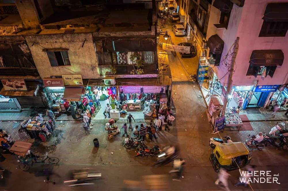 India Night Street-77Best-Top-Time-Lapse