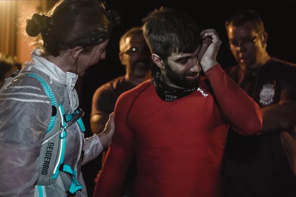 SISU Iron Racer Crying