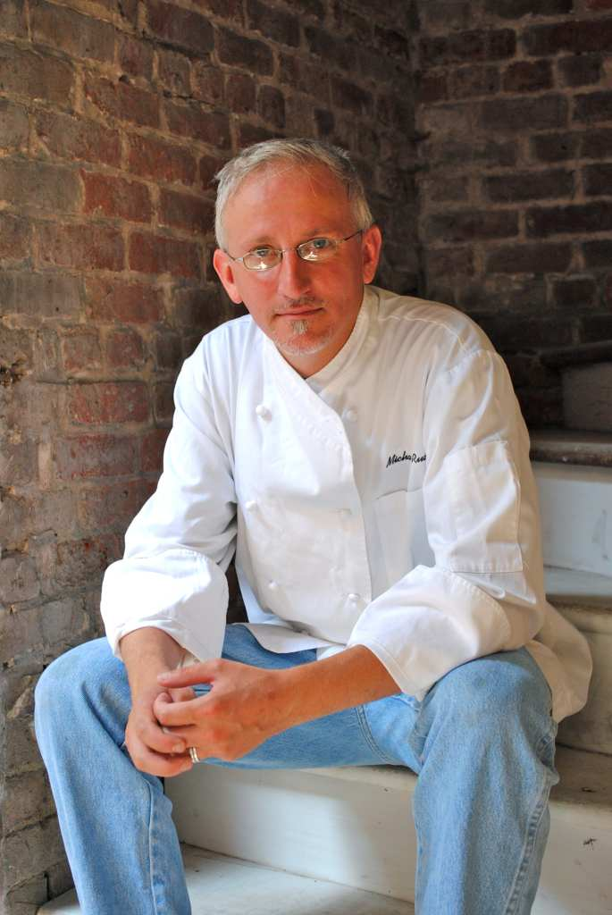 Chef Michael Ruoss