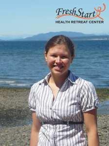 Zucchini Hummus from Fresh Start Health Retreat Center