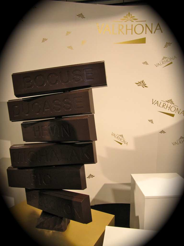 Valrhona Display-photo by M D Hill