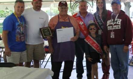 Etouffée Cook-off Winners at the Breau Bridge Crawfish Festival and Etouffée Recipe