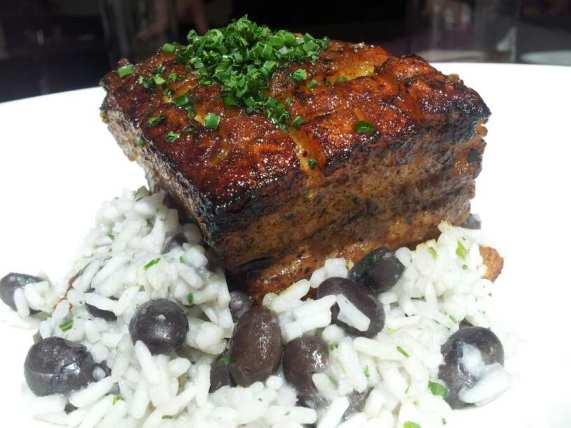 Mojo Braised Pork Belly Courtesy of Province