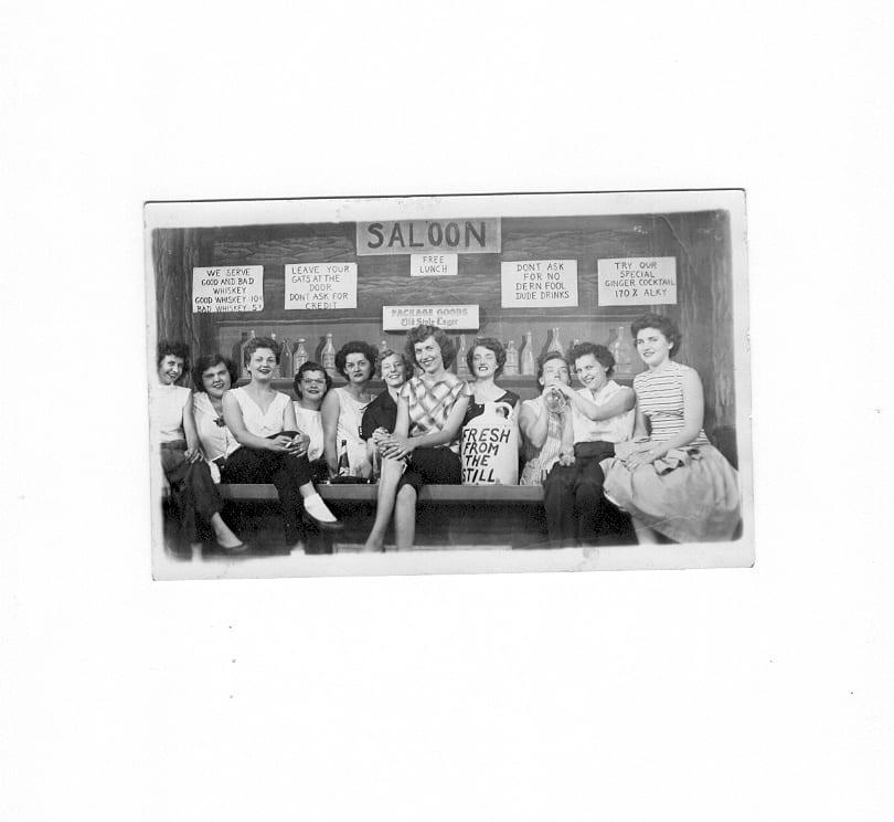 Carol's Bunco Club MDH on Right.