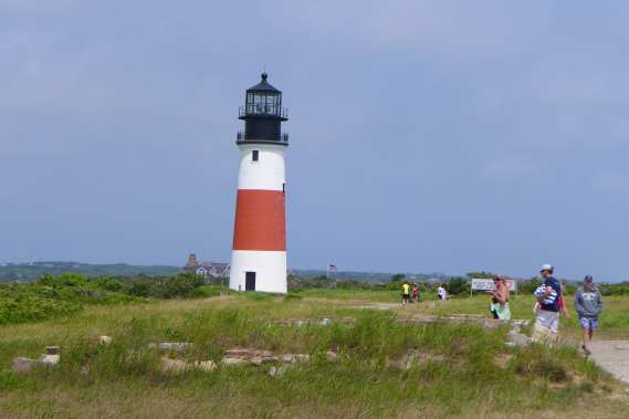 Sankaty lighthouse ©Sherrie Wilkolaski