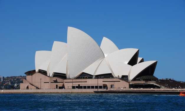 Best Five Destinations in Australia