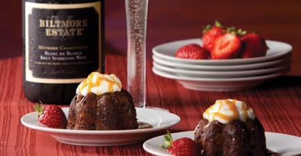 Biltmore Estate Sticky Toffee Pudding Cake