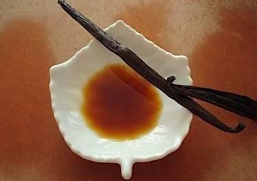 Organic, gluten-free vanilla extract