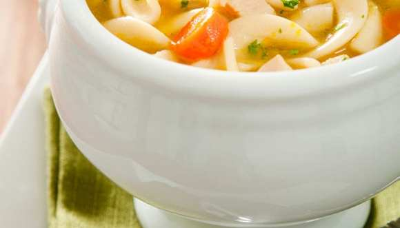 Chicken Noodle Soup - image Bigelow Tea