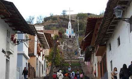 Three Days in Cajamarca, Peru