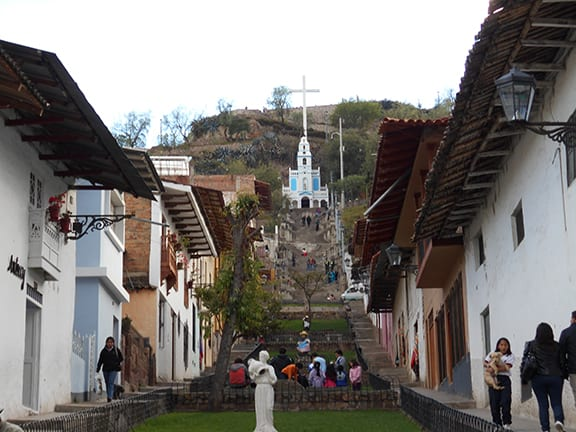 Three Days in Cajamarca, Peru