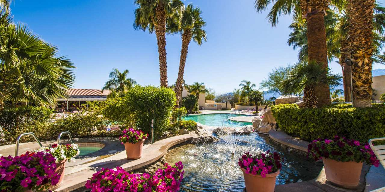 Return to Miracle Springs Resort