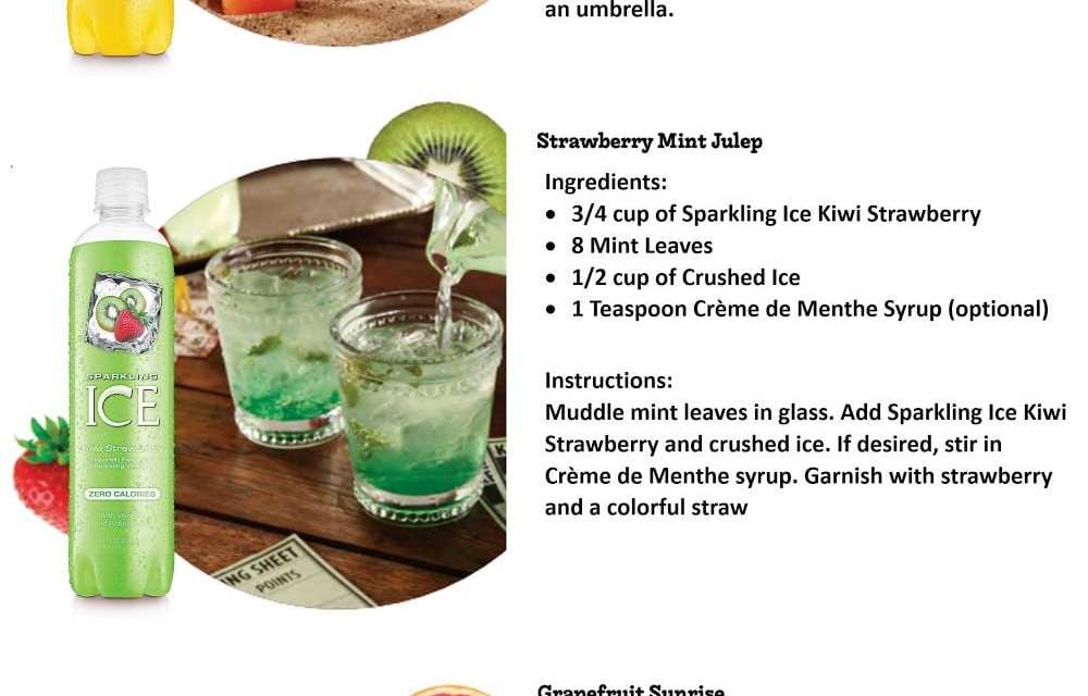 Summer Quickies: 5 Minute Mocktails