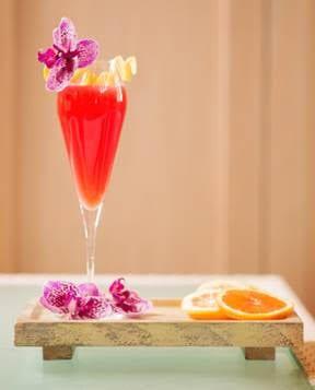 Bottiglia Blood Orange Mimosa