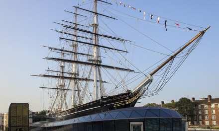 My Halcyon Days in Greenwich