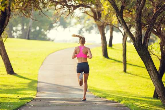 How To Get Started Running When Travelling