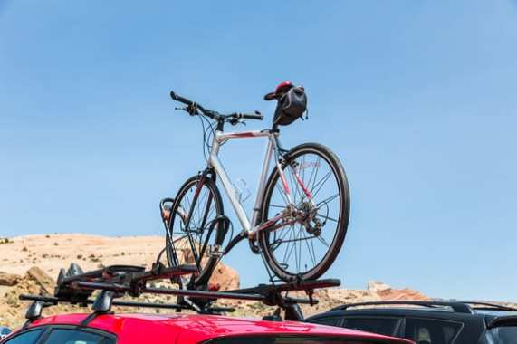Choose a rack that accommodates the kind of equipment you need to transport