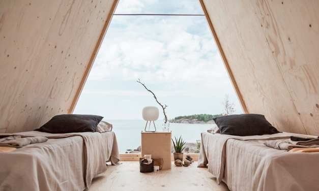 Finland now has a zero cabin! Meet Nolla – the cabin that was never there