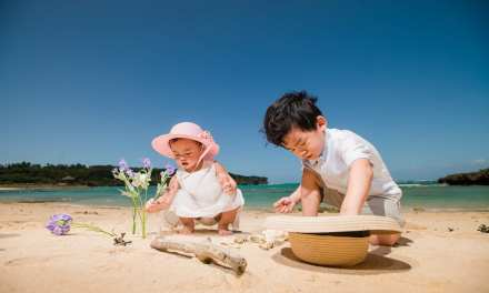 How to Handle Your First Beach Holiday with the Kids