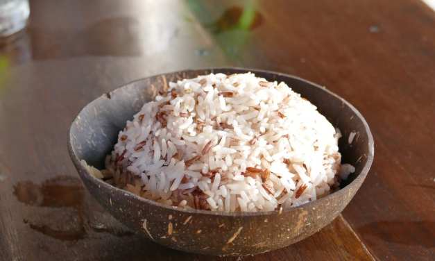 Columbia Cooking, Coconut Rice