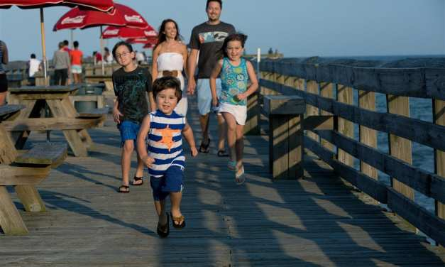 Why Myrtle Beach is the perfect fall vacation for families