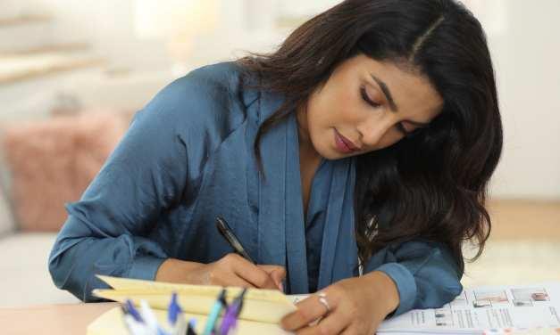 Secrets to Overachievement, from Priyanka Chopra Jonas