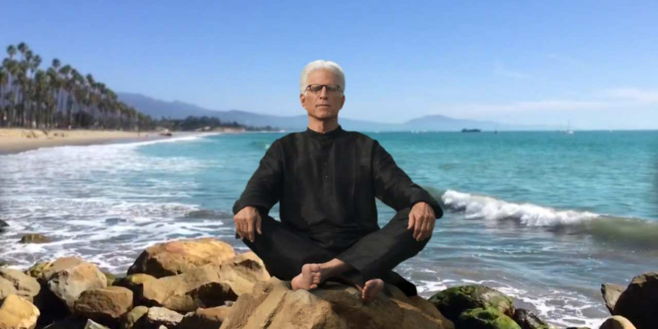 Ted Danson Shares Tips for Healthy Aging