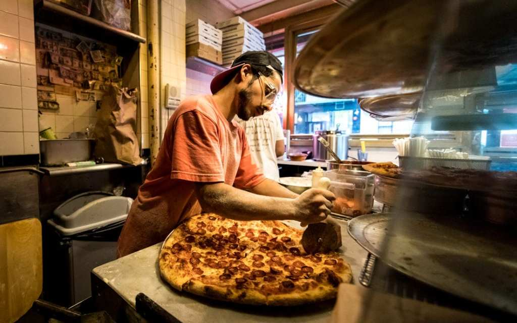 Top 10 Most Iconic Pizza Places in New York City
