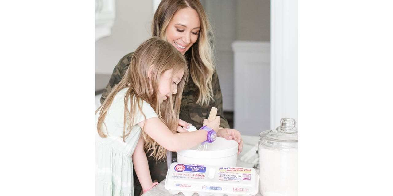 Haylie Duff shares best tips for quick and healthy family meals