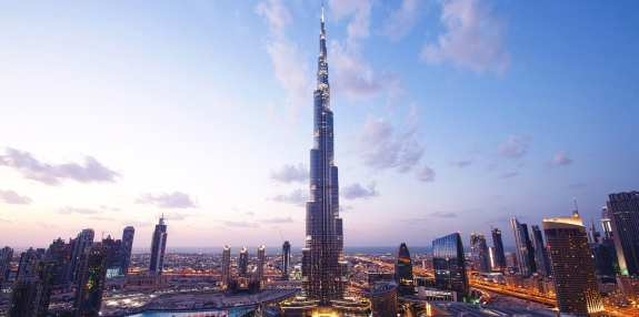 Top Places in Dubai to Visit