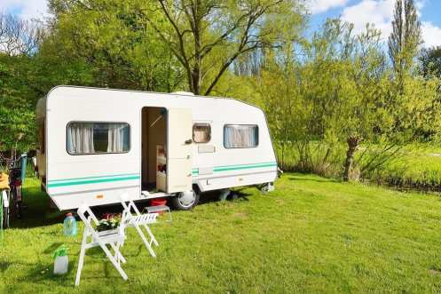 What are the Advantages of Fifth Wheeler Caravan?