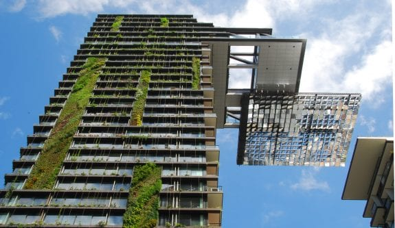 Sustainable wall and roof solutions