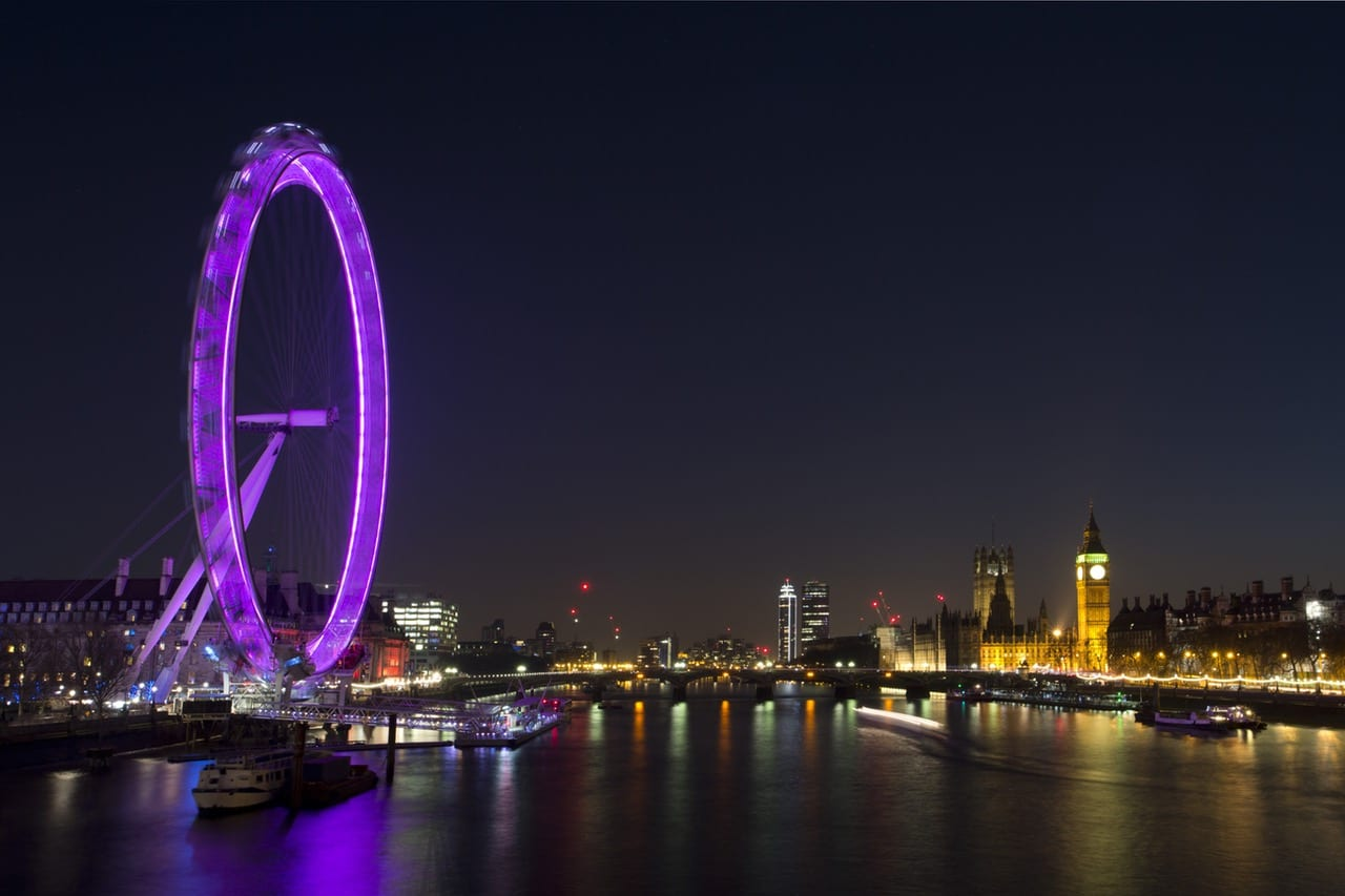 London By Night: What to Do, Where to Go