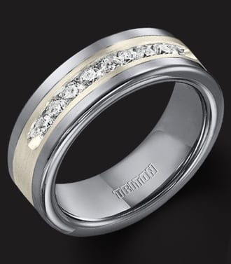 How to Size a Tungsten Ring and Buy It Online