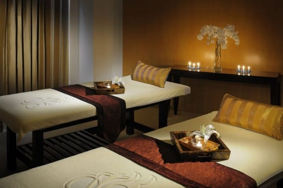 Enjoy the spa services at Lebua Tower Club