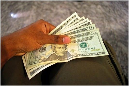 Money-flicker