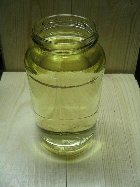 Mason Jar Wine