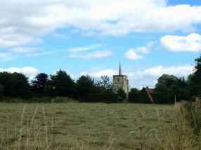 Flamstead Church
